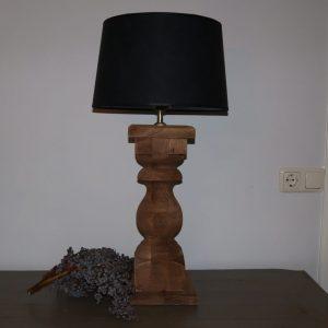 Lampenkap - zwart