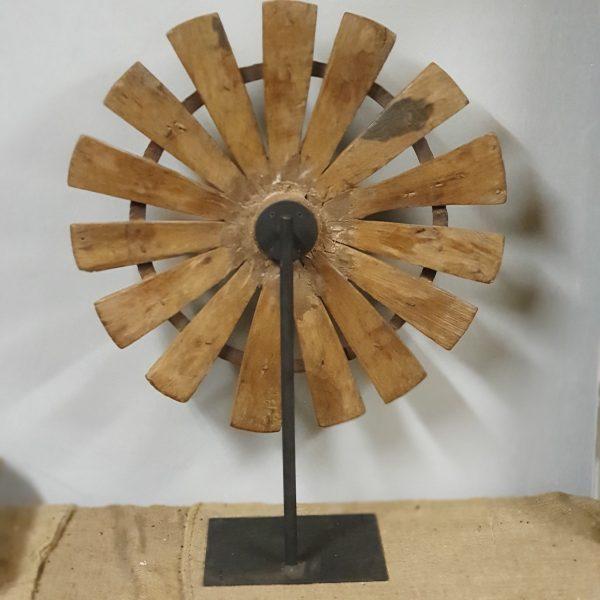 Oud spinnewiel