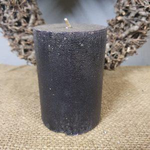 Blokkaars Rustik Lys - 7 x 10 cm - Zwart