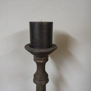 Houten kandelaar - 70 cm