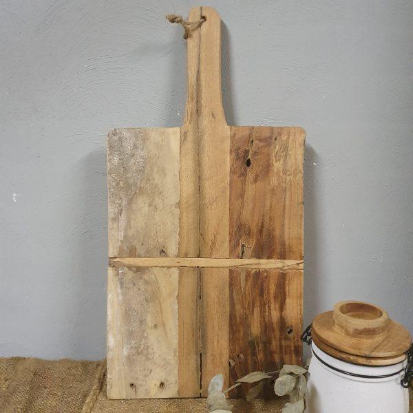 Houten snijplank 50/25 cm