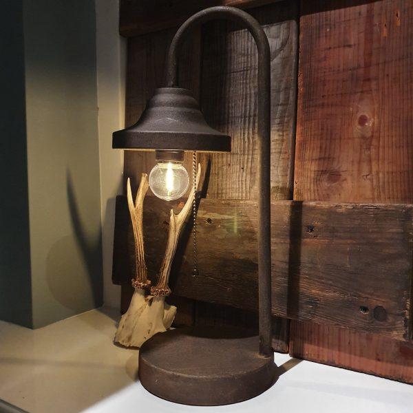 Tafellamp 'Roest'