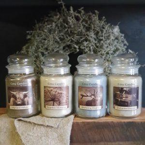 Cosy Candles 'Enchanted Dreams'
