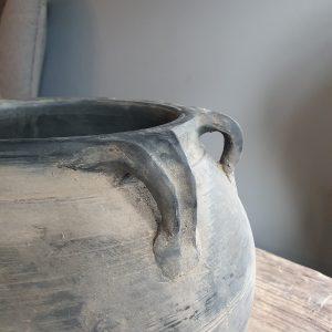 Oude waterkruik