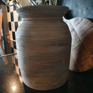 Nepalese kruik - aardewerk