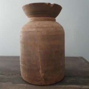 Oude Nepalese kruik - M